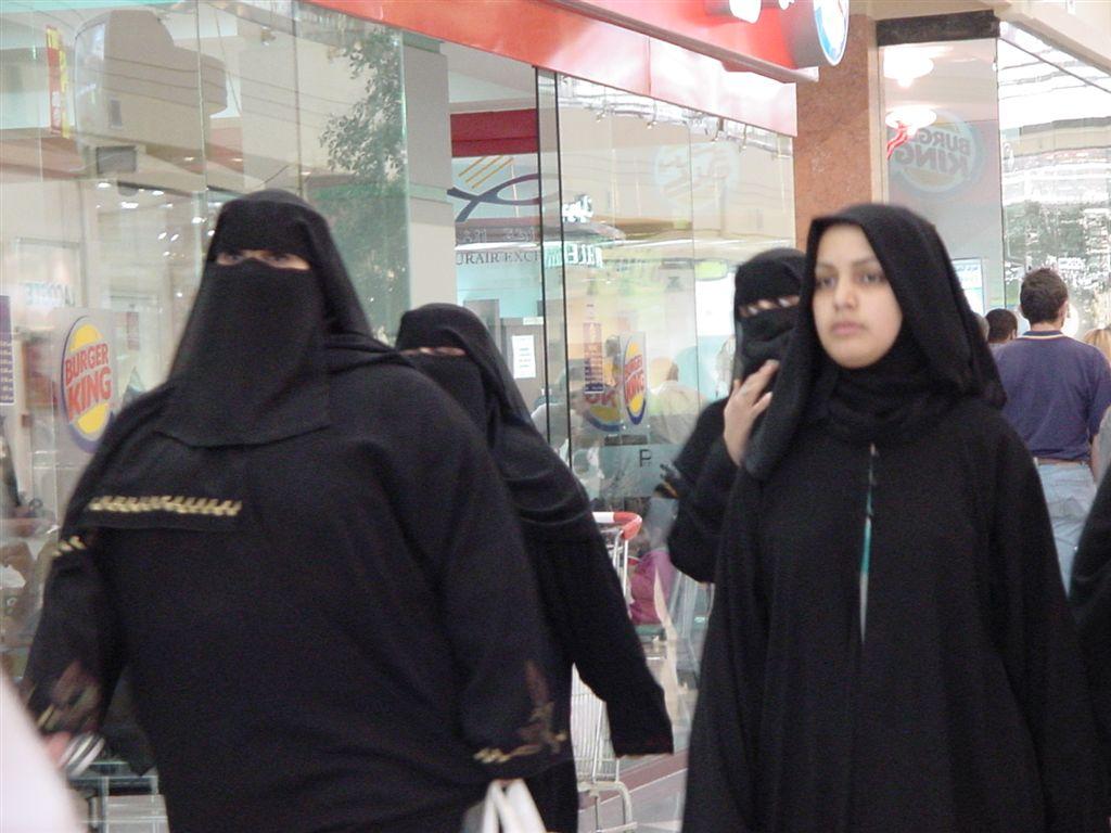 Arab muslim man brought home a white girl 4