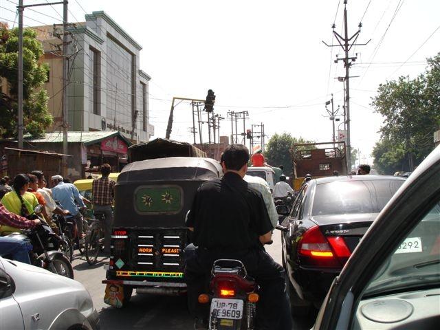 04 Indian traffic