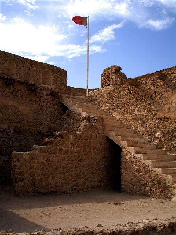 fort qalat al bahrain